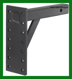 Trailer Hitch 2 Receiver 13 Plate 11 12 Shank Pintle Mount 6 Position