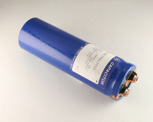 New Ge 980uf 450v Large Can Aluminum Electrolytic Capacitor 23h Mfd Dc