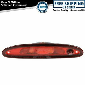 High Mount Top Center 3rd Third Brake Light For Chrysler Dodge Minivan