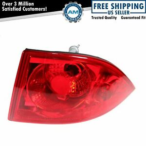 Rear Brake Light Taillight Lamp Right Rh Passenger Side For 06 11 Buick Lucerne