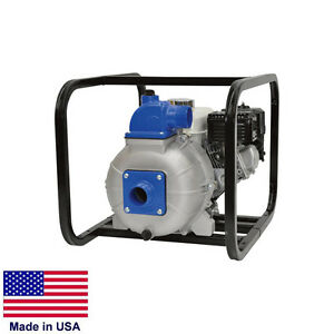 High Pressure Water Fire Pump Coml 2 Ports 7 200 Gph 5 Hp Diesel