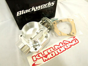 Blackworks 70mm Billet Throttle Body Civic Crx Integra