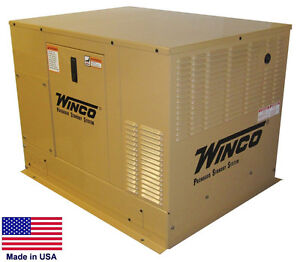 Standby Generator Commercial residential 20 000 Watt 20 Kw Ng Lp 200n1