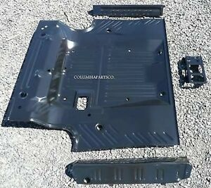 Body Kit Charger 68 69 70 Trunk Floor Pan Drop Off Latch Support B Body Amd