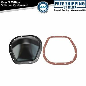 Rear Diff Differential Cover W gasket For Ford Van Pickup Truck 10 25 Ring Gear