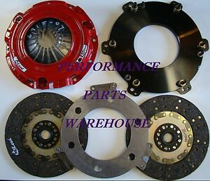 Mcleod Rst 800 hp Twin Disc Clutch 79 95 Mustang 5 0 96 00 4 6 26 spline