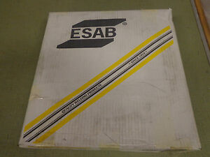 Esab Dual Shield T 100 3 32 2 4mm 60lbs Spool Mig Welding Wire