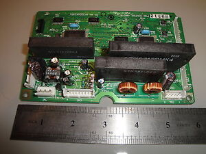 Sharp Ar Copier Parts Ar 405 Pcb control nmi r Pf2234k21 Stepper Driver