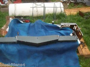 1978 1979 Fleetwood Brougham Header Panel Grill Suport Oem Used Cadillac Gm Part
