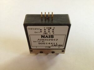 Nais Ard52012 1pc Coaxial Switches Switch Coax Latch Sp 26 5ghz 12v