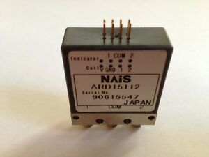 Nais Ard15112 1pc Coaxial Switches Switch Coax Latch Spdt 18ghz 12v