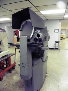 20 Jones Lamson J L Classic 120 Optical Comparator As Is Clearance Price