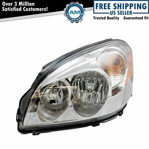 Headlight Headlamp Driver Side Left Lh New For 06 11 Buick Lucerne