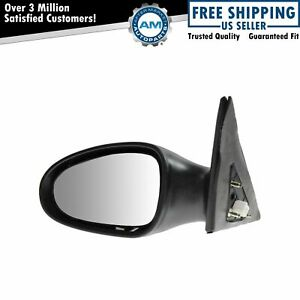 Power Heated Mirror Lh Left Driver Side For 02 03 Nissan Altima