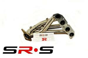 Srs Stainless Steel Header For Nissan Sentra 2007 2012 Ser Spec V 2 5l Qr25de