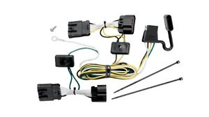 T one 4 way T connector Trailer Hitch Wiring For Terraza Uplander Montana