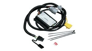 T one 4 way T connector Trailer Hitch Wiring For 2001 2002 Toyota Tundra Truck