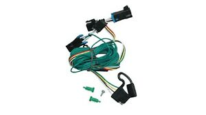 T one 4 way T connector Trailer Hitch Wiring For Chevy Express Gmc Savana Van