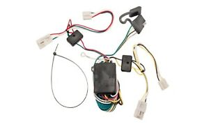 T one 4 way T connector Trailer Hitch Wiring For 2004 2010 Toyota Sienna Van