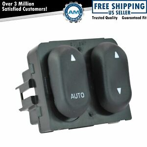 Window Switch Power Front Lh Left Driver Side For Ford F150 F250 W 2 Door