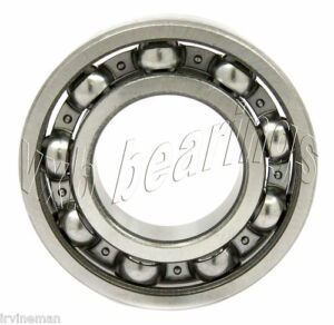 6008 Bearing Hybrid Ceramic Open 40x68x15 Ball Bearings