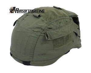 Airsoft Tactical MICH TC-2001 ACH Ver2 Helmet Cover Olive Drab for MICH 2001 A