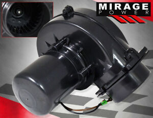 Electric Super Charger Upgrade Air High Flow Turbo Ford Focus Mustang Escort