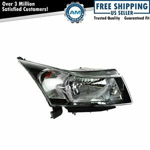 Headlight Headlamp Passenger Side Right Rh For 12 16 Chevy Cruze New