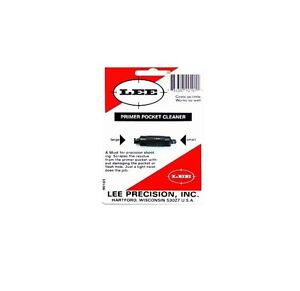 Lee Primer Pocket Cleaner Made from Steel to Last New In Package #90101 $6.49