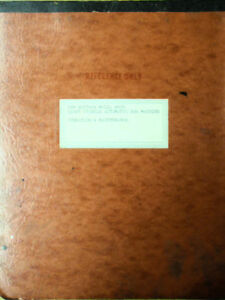 New Britain Model 826 635 450 Instruction Manual _ Eight Spindle Automatic Bar