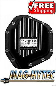 Mag Hytec Rear Differential Cover For Older Chevy Gmc Truck W Dana 70 Axle