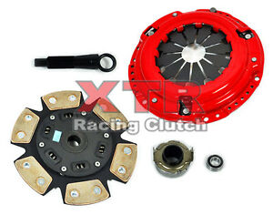 Xtr 3 Clutch Kit Fits 92 00 Honda Civic 93 95 Del Sol D15 D16 D17 Sohc