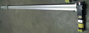 Parker Linear Slide Stage 108 Inch Travel W Motor motorized Stage