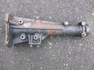 1964 1 2 1964 5 Mustang Dagenham 4 Speed Transmission Tail Housing Stock Output