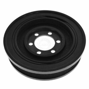 Harmonic Balancer Belt Drive Pulley For Saab 9 5 900 9000 2 5l 3 0l