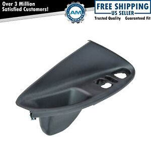 Interior Inner Inside Door Pull Handle Driver Left Lh For 94 98 Ford Mustang