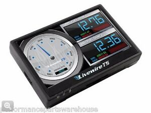 Sct Livewire Ts Plus Tuner 1999 16 Ford 6 0 7 3l Powerstroke Diesel