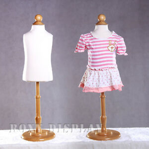Child Mannequin Manequin Manikin Dress Form Display jf c06m