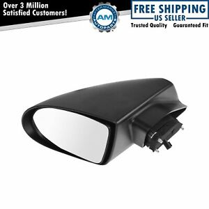 Power Side View Mirror Driver Left Paint To Match Finish For 93 02 Chevy Camaro