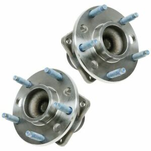 Front Wheel Hub Bearing Pair Set Timken For 93 02 Camaro