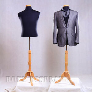 Male Mannequin Manequin Manikin Dress Form mbsb bs 01nx