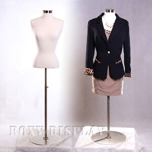 Female Small Size Mannequin Manequin Manikin Dress Form fbsw bs 04