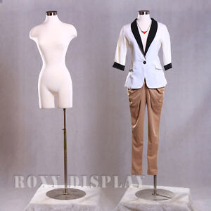 Female Mannequin Manequin Manikin Dress Form f2wlg bs 04