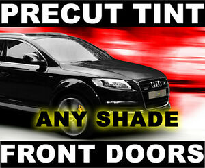 Front Window Film For Chevy Suburban 00 06 Glass Any Tint Shade Precut Vlt