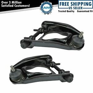 Front Upper Control Arm W Ball Joint Pair Set For Mustang