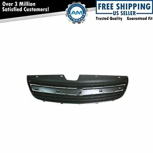 Gray Front End Grill Grille For 00 03 Malibu 04 05 Chevy Classic