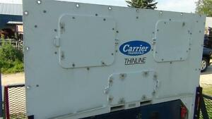 Carrier Transicold Thinline Container Refrigeration Unit Parts Or Repair