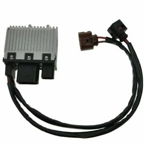 Radiator Cooling Fan Control Module For Audi A6 Allroad 2 7l 4 2l