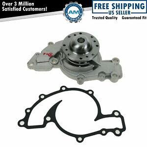 Engine Water Pump Direct Fit For Buick Chevy Olds Pontiac 3 8l Brand New