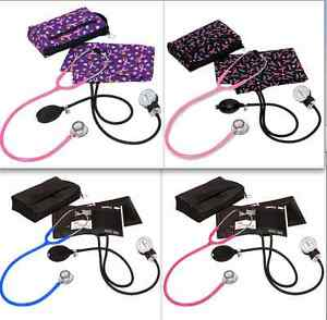 Prestige Medical Blood Pressure Clinical Lite Stethoscope Kit New Colors